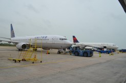 The Belize Airport Ramp