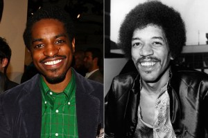 New Jimi Hendrix Bio-Pic Starring Andre 3000 Gets Yellow Lighted