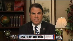 U.S. House Rep. Alan Grayson Spells Out How Walmart's Low Wages Costs Taxpayers $