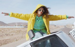 """M.I.A.'s New Song """"atTENTion"""""""