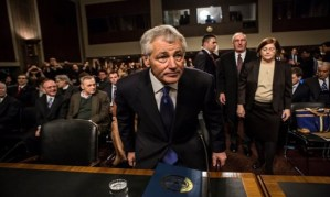 Politicast: Chuck Hagel Hearings