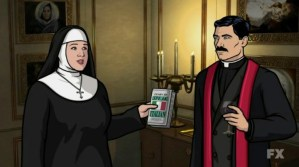 Archer Recap: Protect the Pope