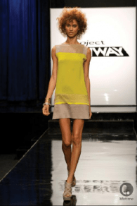 MICHELLE—Photo: Lifetime / Project Runway