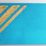 Today on the Boards: DIY Thumbtack Wall Art