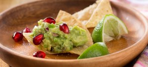 Foodie Fridays: Pomegranate Guacamole