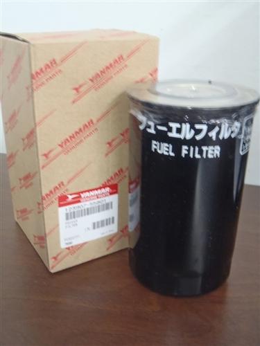 123907-55801, Yanmar, filter, oil, fuel, marine, diesel, engine