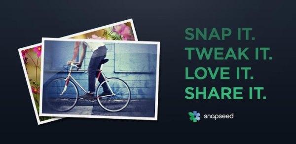 Snapseed för Android