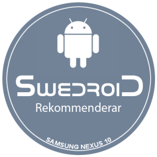 swedroid-badge-rekommenderar-N10