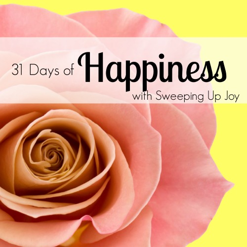 Happiness {13}: On Rollerskates and Wheelchairs