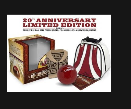Big Lebowski 20th Anniversary Giveaway
