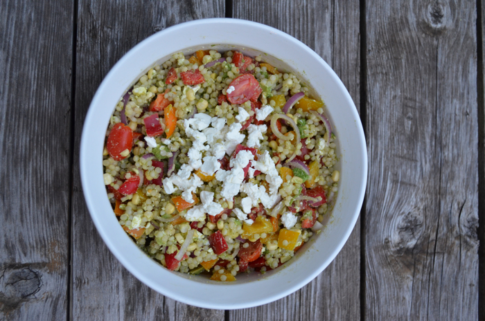 Couscous Salad 3
