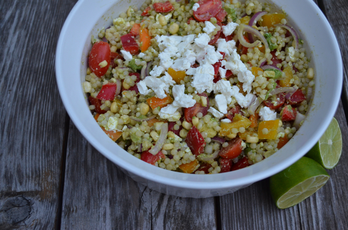 couscous salad 5