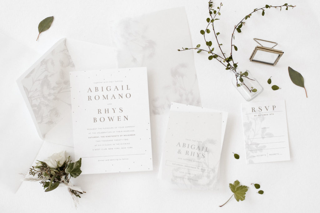 Wedding Invitations, Custom Letterpress and other Fine Stationery in