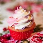 Triple Coloured Cupcake Swirl Recipe
