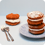 Pumpkin Whoopie Pies Recipe
