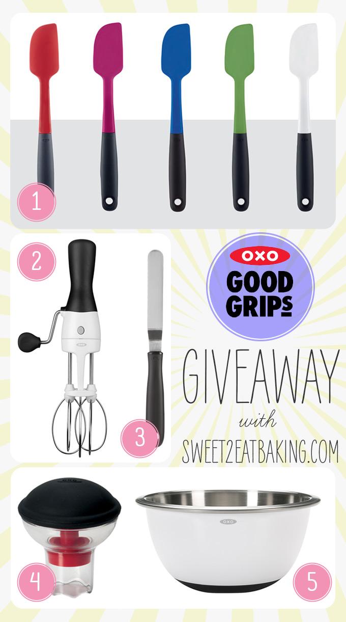 Oxo Good Grips Baking Tools Giveaway
