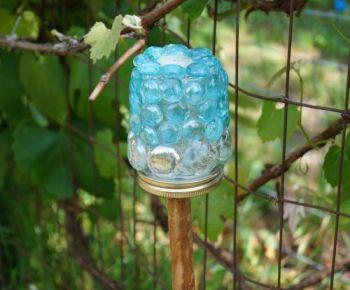 Garden Treasure Jar Tutorial