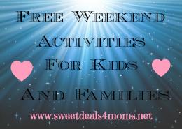 Free Activities for Kids