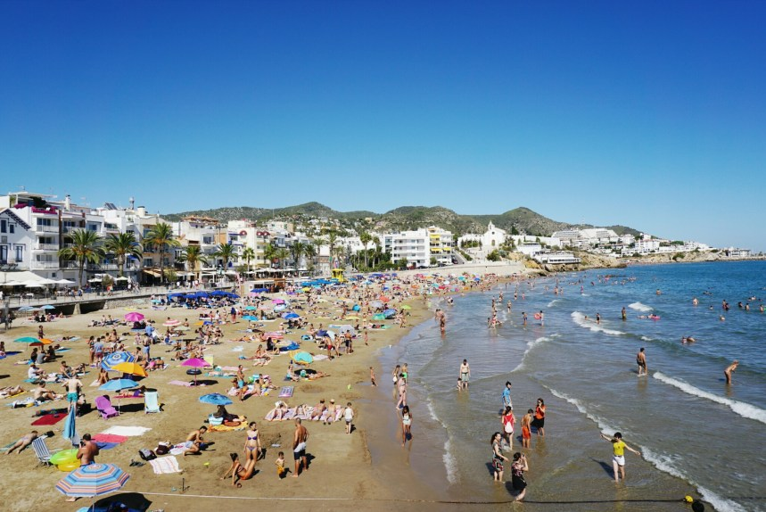 From Barcelona to the beaches
