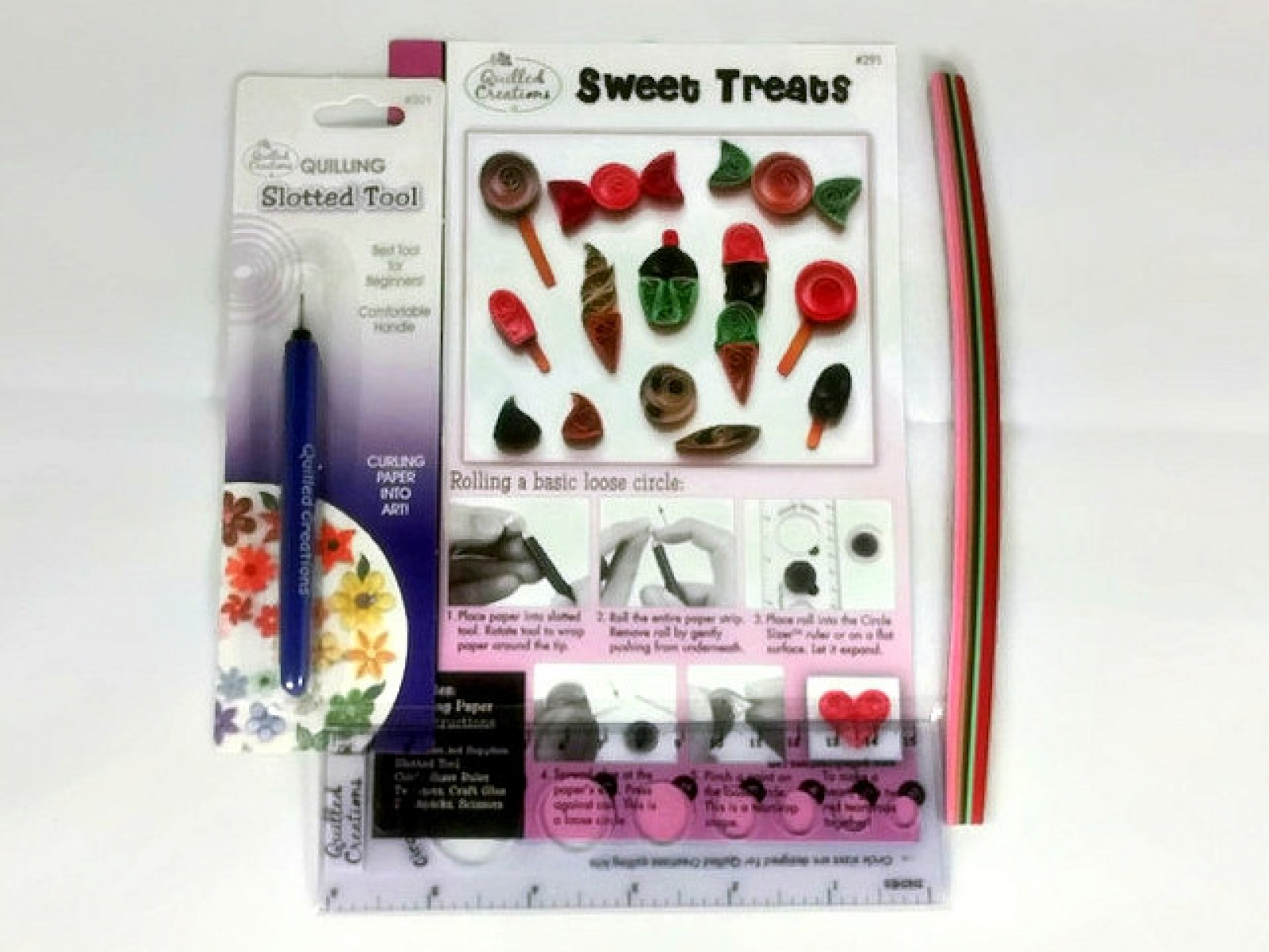 Paper Quilling Kit Beginners Kit For Quilling