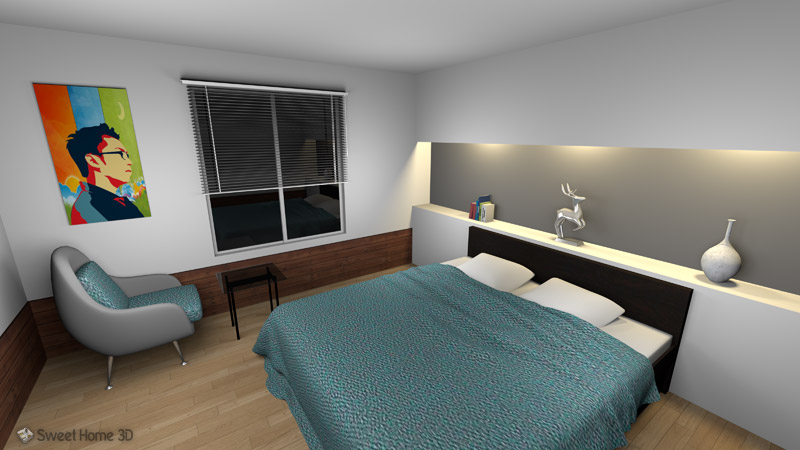 Sweet Home 3D - Draw floor plans and arrange furniture freely - design homes online