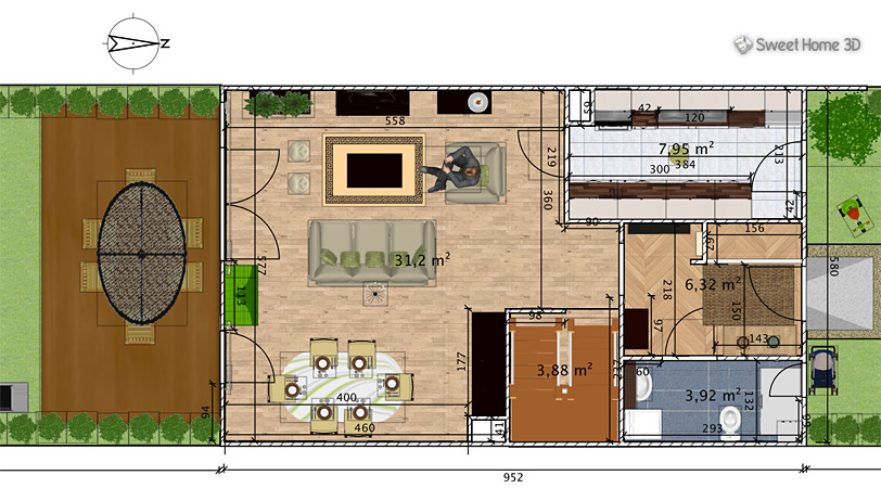Sweet Home 3d Dessinez Vos Plans D39amenagement Librement