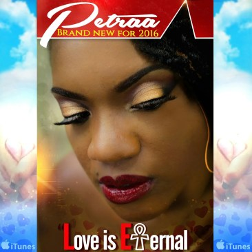 Introducing NEW Rising Star Petraa and her single 'Love is Eternal'