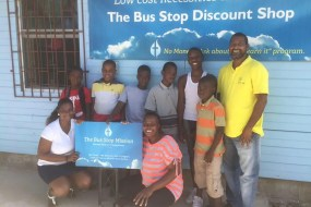 Sweet Jamaica and The Bus Stop Mission 'Sunchimes'