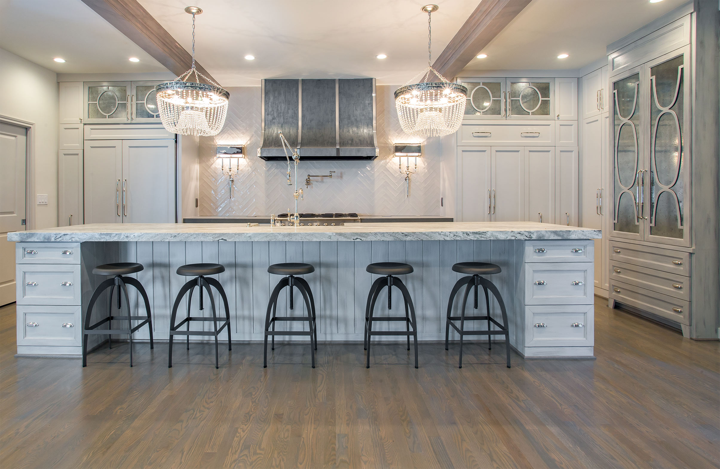 magnificently modern memorial kitchen remodel kitchen remodeling houston Magnificently Modern Memorial Kitchen Remodel