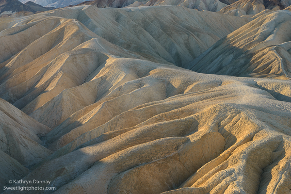 The Softer Side of Death Valley
