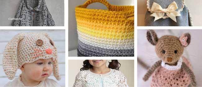 10 free crochet patterns we LOVE!
