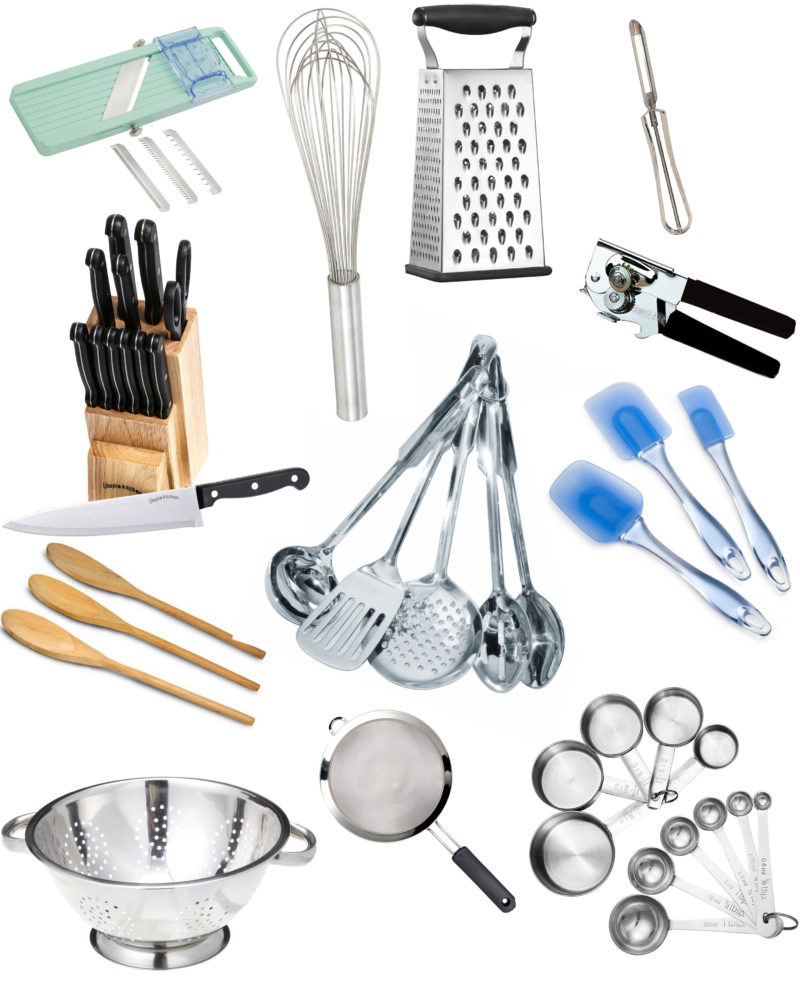 Kitchen Tools List kitchen tools and equipments with names