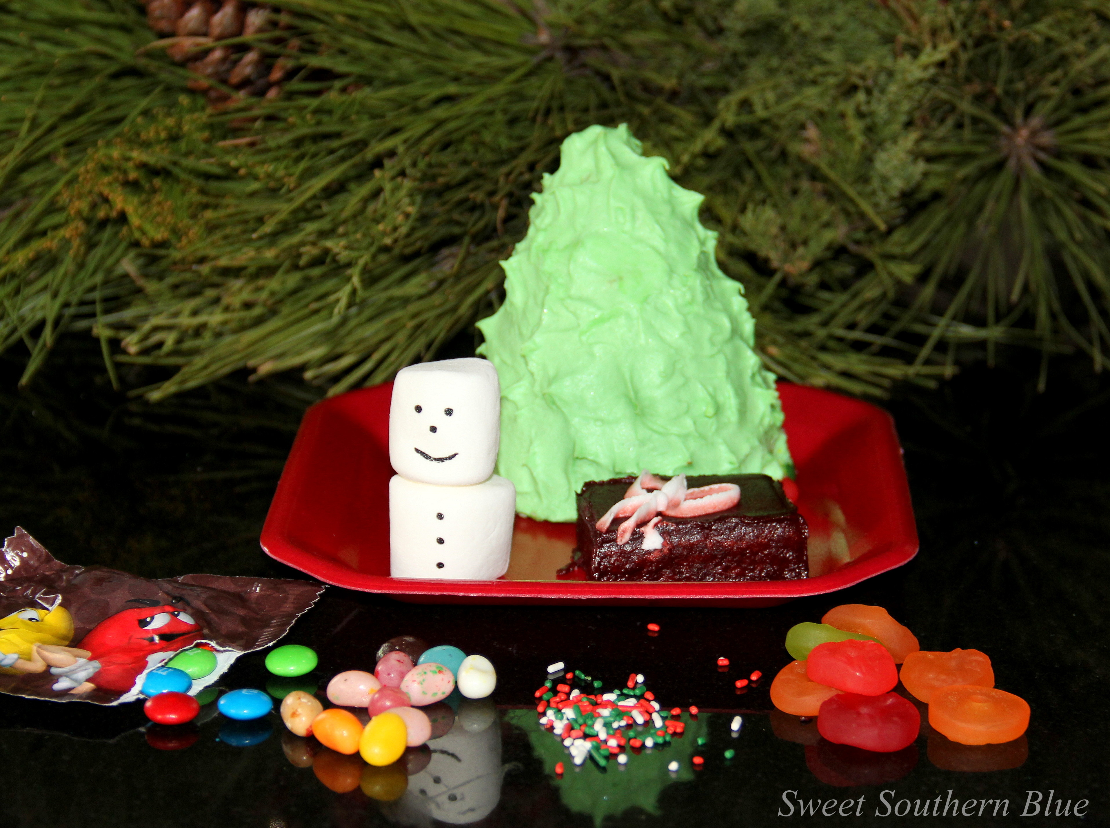 Easy Christmas Cake Pop Decorating Ideas : christmas tree cake pops Archives - Sweet Southern Blue ...