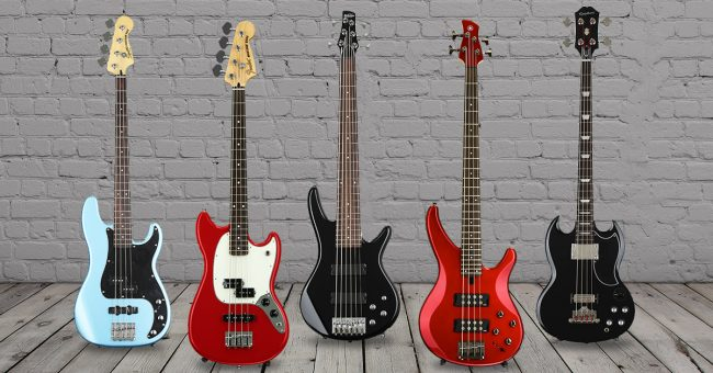 Best Basses for Beginners Sweetwater