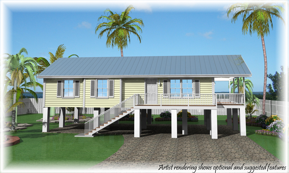 Key West Style House Plans | Home Style