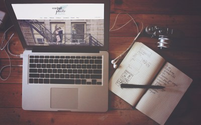 Icarus Photography Has a Sparkly New Website! | Website Development