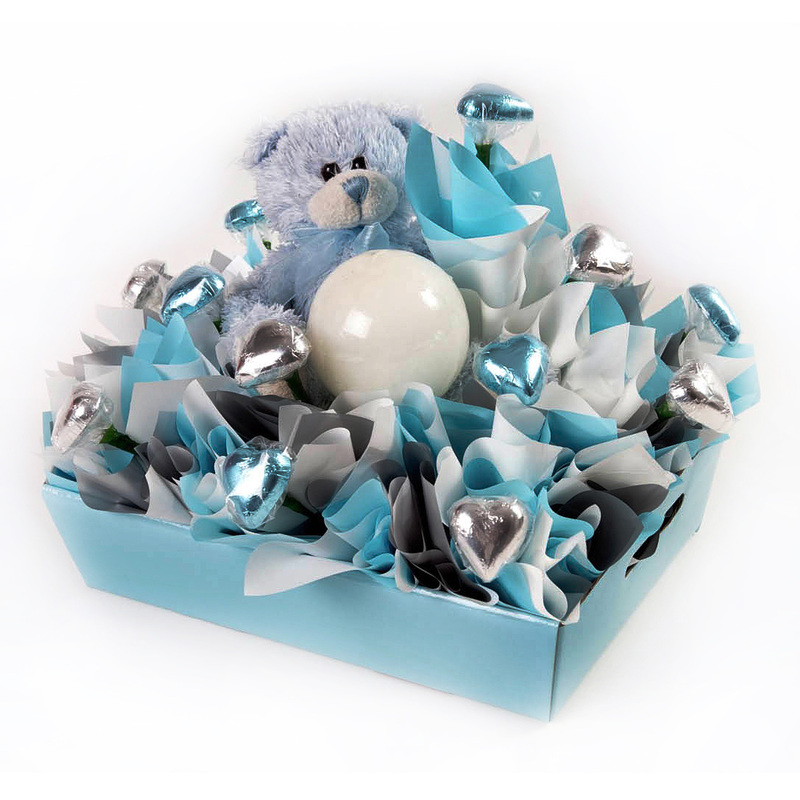 baby boy chocolate trays - Google Search Baby shower ideas - download free baby shower invitations