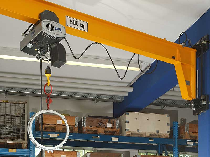 MySWF - Electric Chain Hoist