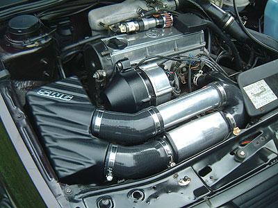 NEW CORRADO G60 Twin Inlet Kit (OE Air Box Design) £24995 VW
