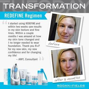 Rodan + Fields Skin Care Redefine