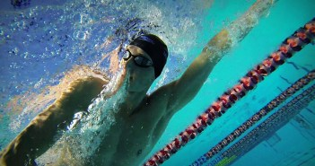 Swim star Cameron McEvoy says passing up chance to train with Michael Phelps a great decision