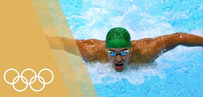 Chad Le Clos [RSA] – Men's 200m Butterfly | Champions of London 2012