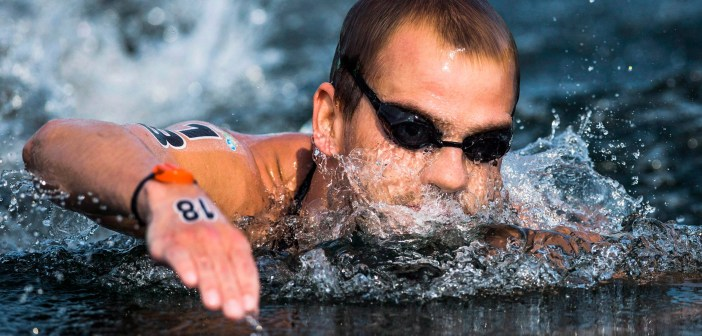 100 days to the Rio Game: Open Water swimmer Richard Weinberger