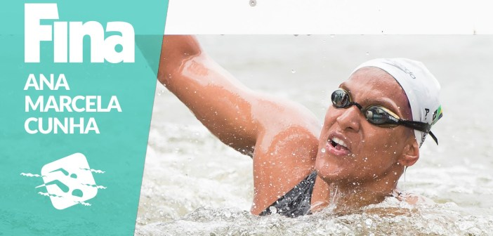 Ana Marcela Cunha – The Specialist in Open Water
