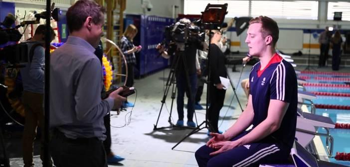 British swimmer Andrew Willis on London then Rio