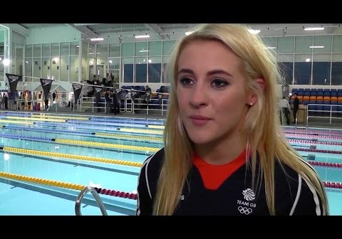 English swimmers look ahead to the London 2016 European Championships