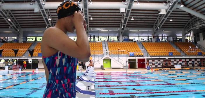 Making Every Breath Count I Story of a Samoan Swimmer