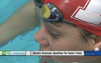 Omaha Swimmer Qualifies For Swim Trials