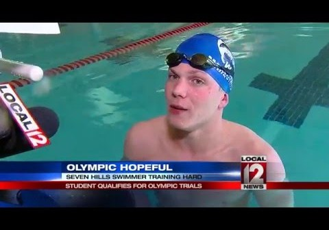 Seven Hills student qualifies for Olympic Trials