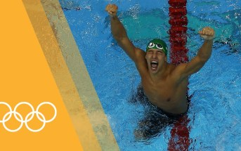 Chad Le Clos from YOG to Olympic Champion